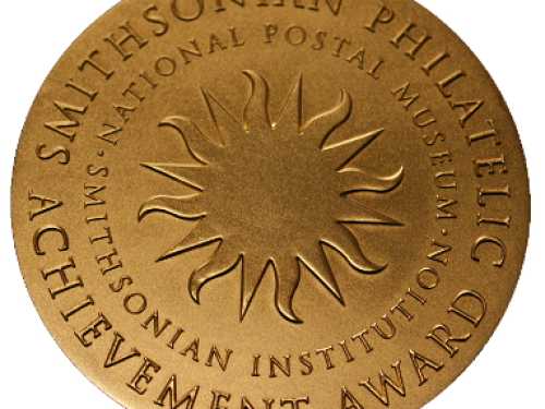Smithsonian Philatelic Achievement Award