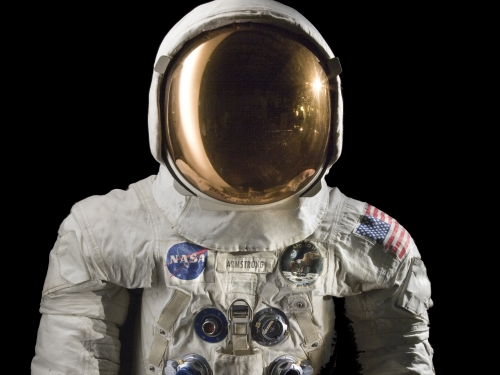 Neil Armstrong's Space Suit