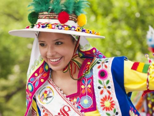 Tinkus Tiataco performer