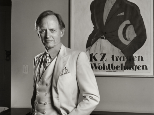 Photo of author Tim Wolfe