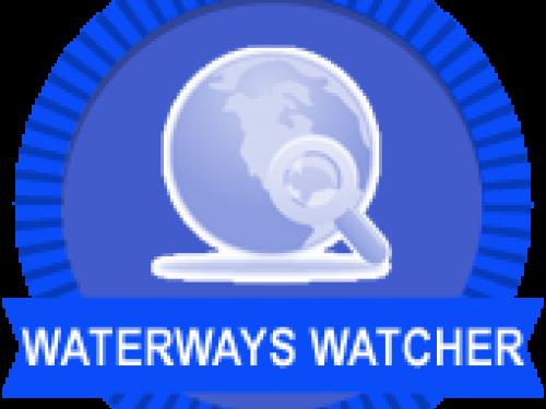 Waterways watcher digital badge