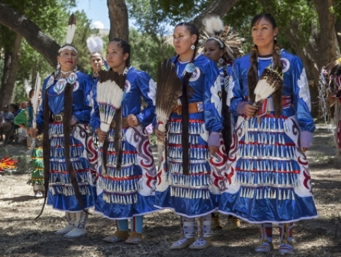Native American women warriors