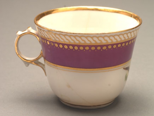 Abraham Lincoln's Coffee Cup, 1887