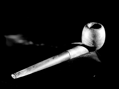 Albert Einstein's Pipe, c. 1948