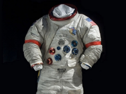 Apollo 17 Spacesuit, 1972