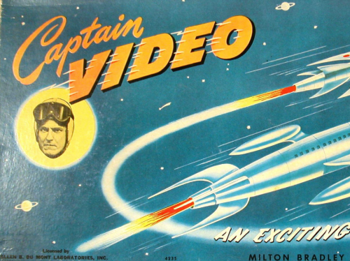 Captain Video Game