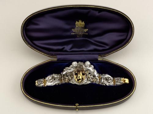 bracelet in case