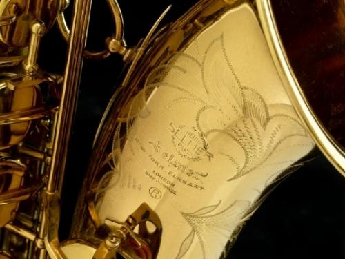 John Coltrane's Saxophone