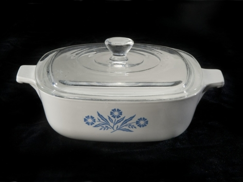 corningware casserole dish