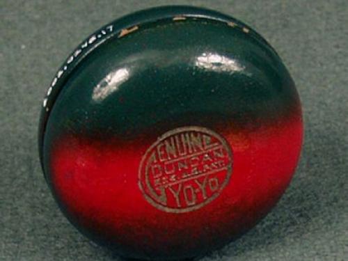 Duncan Genuine Yo-Yo, 1930s
