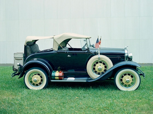 Ford Model A Automobile, 1931