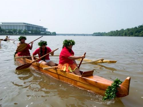 Hawaiian Canoe, 2005