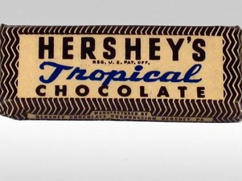Hershey's Tropical Chocolate Bar