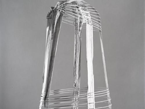Hoop Skirt, c. 1870