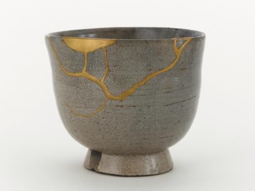 Kintsugi Tea Bowl