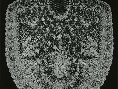 Hapsburg Imperial Bridal Veil, 1881