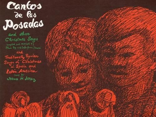 Cantos de Las Posadas album cover