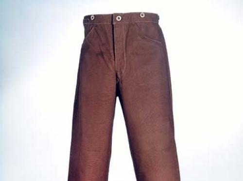 Levi Strauss Jeans, 1875–96