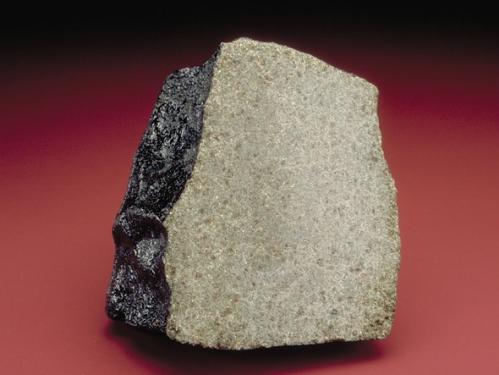 Nakhla Meteorite Fragment, 1911