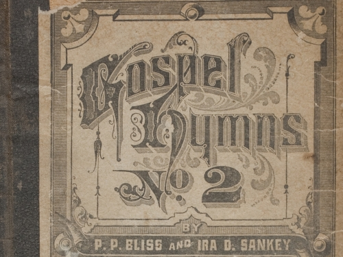 Harriet Tubman's Personal Hymn Book