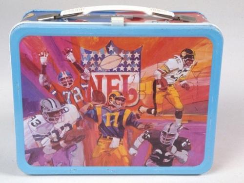 NFL lunchbox