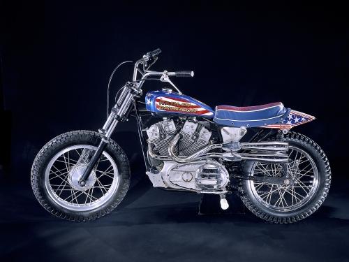Evel Knievel's Harley-Davidson XR-750