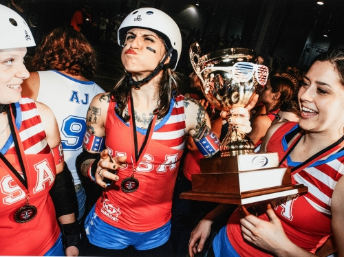 Roller Derby World Cup 2011