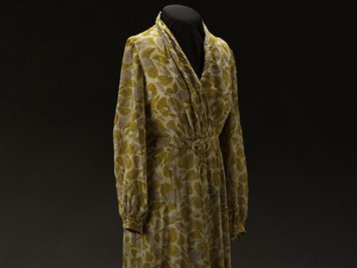 Rosa Parks' Dress, 1955
