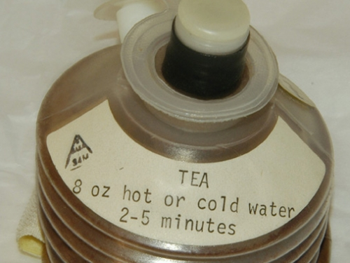 Space Tea, 1981