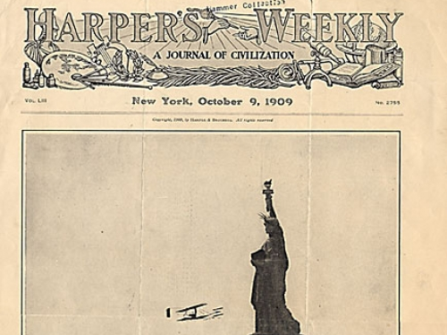 Harper's Weekly Issue, 1909