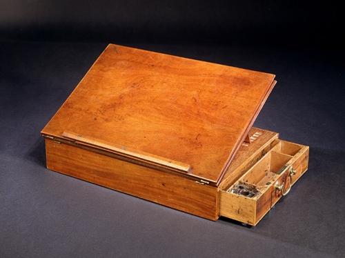Thomas Jefferson's Declaration of Independence Desk, 1776