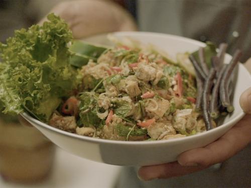 thip khao dish