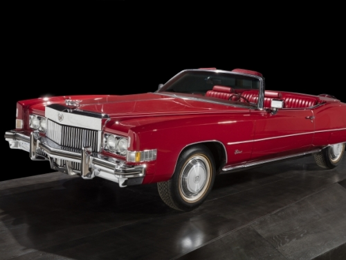 Chuck Berry's Cadillac