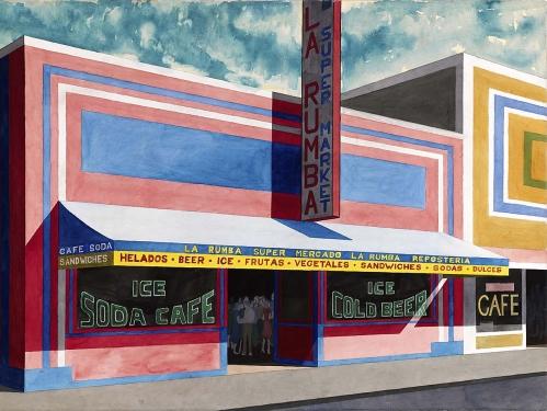 Bronx Storefront