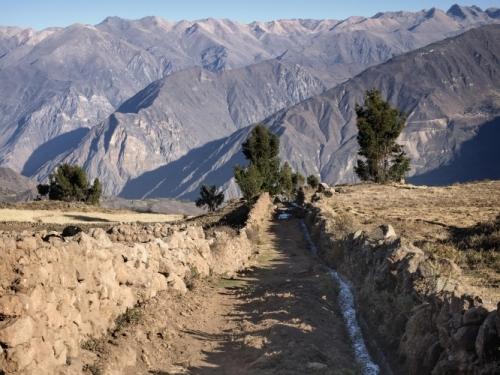 Inka road