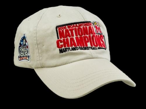 Lady Terrapins hat [2007.0224.07]
