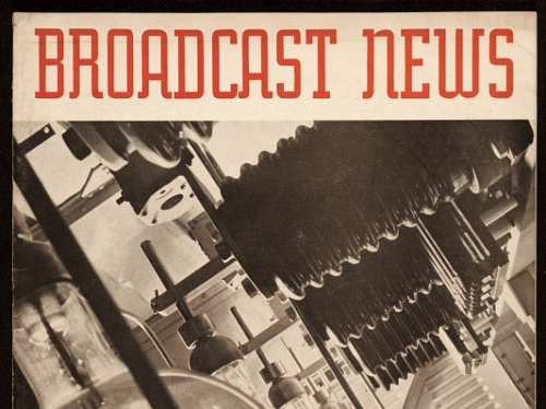 Broadcast News cover