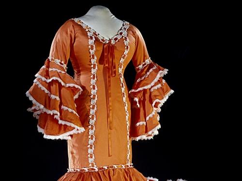 Cuban Rumba Dress