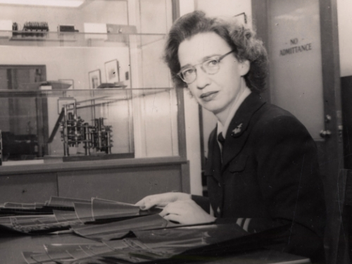 photo of Grace Hopper