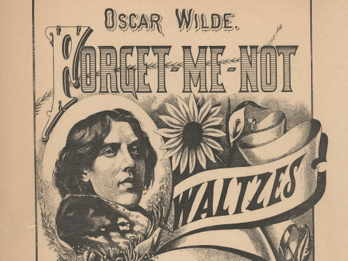 """Forget-Me-Not Waltzes"" Sheet Music"
