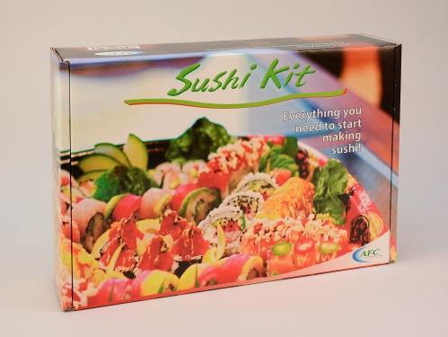 sushi kit box
