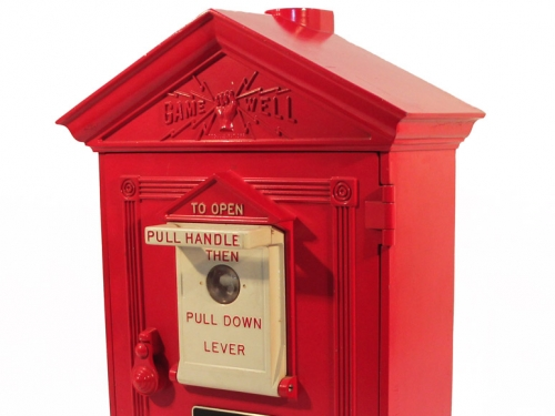 Gamewell fire alarm