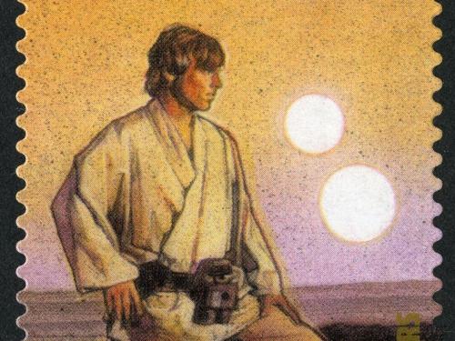 41c Luke Skywalker single