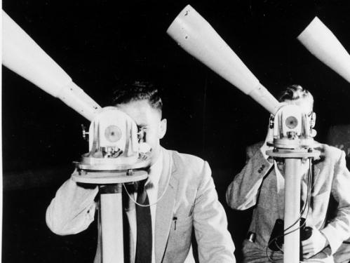 Moonwatch Volunteers, 1965