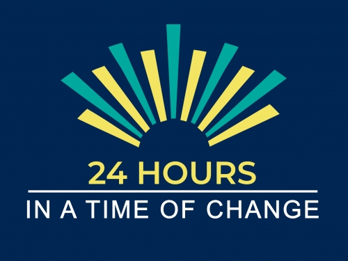 24 hours in a time of change
