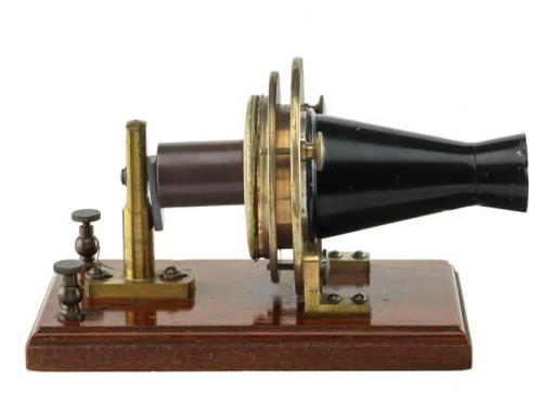 one of the first phones