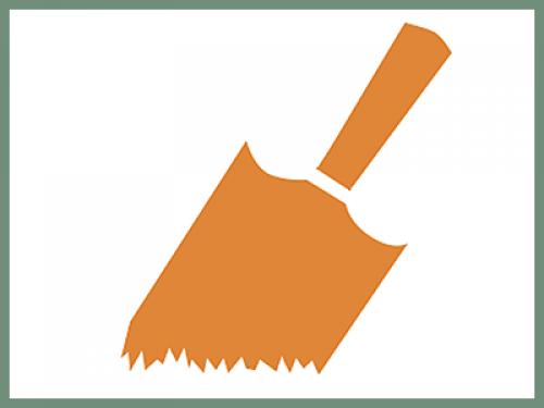 graphic shovel