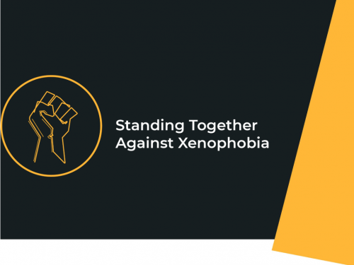 Standing Together Against Xenophobia