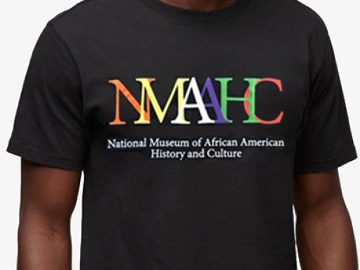 African American History and Culture Museum Men's Logo T-Shirt
