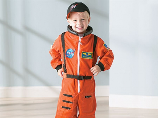 Child's Astronaut Suit